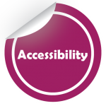 Link to Accessibility resources